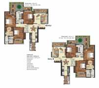 Super Area: 2070 Sq. Ft.